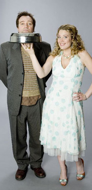 David et Kate Hewlett
